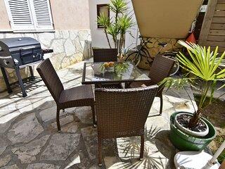 Appartamento Valter4 Savudrija vicino alla spiaggia, 2 bagni, giardino, Wi-fi