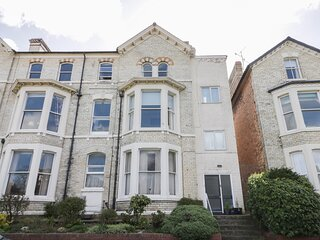 PARK VIEW APARTMENT, Gas fire, WiFi, Nearby beach, Scarborough
