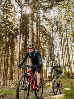 Klåveröds strövområde - Mountainbike