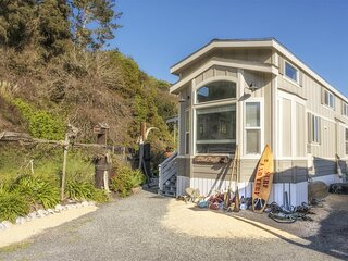 Blue Pacific - Brand NEW tiny home within minutes of the beach and historic Noyo