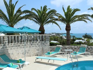 Be Pampered! ,Mod 2Bed/r,2Bath/r B&B Suite,Beach,Pool,Tennis+ Breakfast Plan