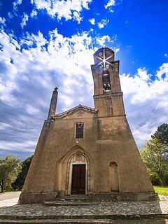 Eglise Santa Maria, Prunelli
