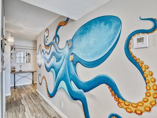 By The Sea Resort 210-The Blue Octopus