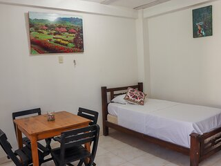 Your apartment with ocean view and near the beach!