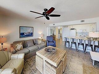 Seaside Beach & Racquet 5815, Gulf Views!