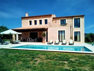 Casa Amador - Quiet villa with private pool; near Cala Millor Beach