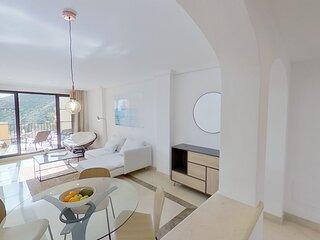 La Finca: Superb 2 bedrooms apartment in Los Arqueros