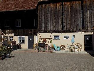 Gîte 'Le Grenier de Geoffroy', proche Europa-Park et Rulantica