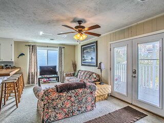 NEW! Family Home 11 Miles to Broadway at the Beach