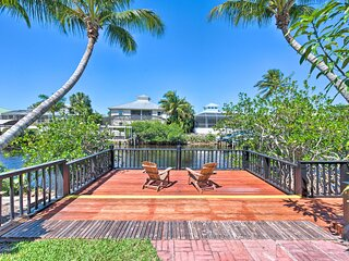 NEW! Colorful Home w/ Ocean Access, 5 Mi to Beach!