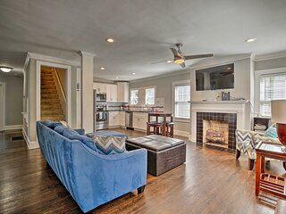 NEW! Updated Historic Cottage < 5 Mi to Dtwn ATL