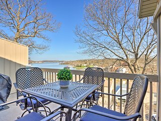 Osage Beach Condo w/ Pools & Boat Dock Access