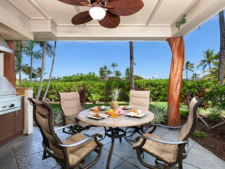 Waikoloa Beach Villas F3. Hilton Waikoloa Pool Pass included for 2021   BBQ Gril