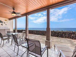 KKSR#5103 DIRECT OCEANFRONT, INCREDIBLE GROUND FLOOR UNIT: REMODELED!