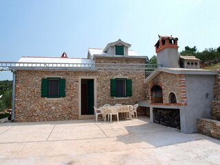 Branko - large terrace :  H(2) - Cove Vela Lozna (Postira)