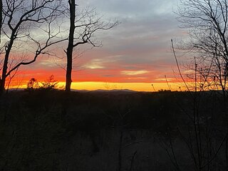 Sunset View -Entire Cabin- Ellijay Ga