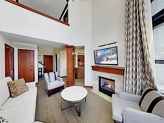 2 Units   Resort at Squaw Creek Ski-in, Ski-Out   Fireplace, Pools & Gym