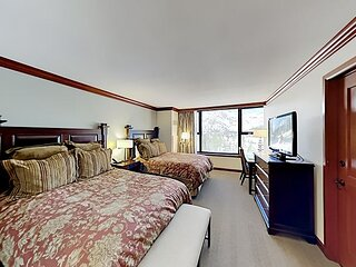 The Resort at Squaw Creek   Ski-In, Ski-Out Suite   Heated Pools & Hot Tub