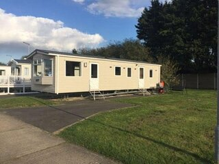 8 berth caravan at Orchards Haven in Clacton-on-Sea, Essex ref 15007O