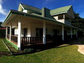 Luxury Villa in La Digue