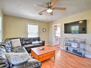 NEW! Attractive Hampton Cottage < 3 Mi to Downtown