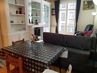 Nice apartment with balcony & Wifi