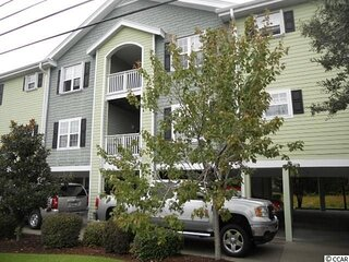 Charming 2BR Condo 2min Walk From The Famous Boardwalk