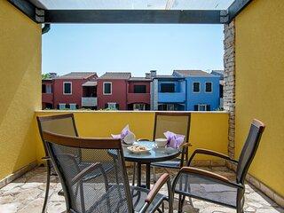 Appartamento Faro2 con due camere, Bašanija vicino al mare