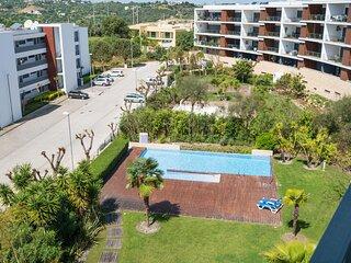 Apartment | Wi-Fi | A/C | Shared Pool | Sea View [RLAG56]