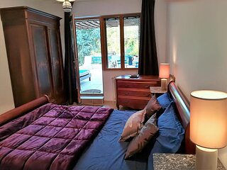 Lamarre aux anges - Double Room with Terrace