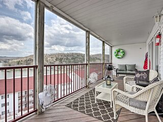 NEW! Dreamy Lakeside Condo w/ Dock Access & Views!