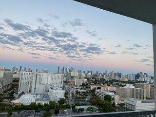 City view Condo