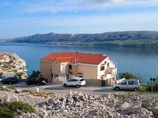 Egidio - 100m from the sea A8(2+1) - Zubovici
