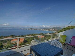 PIETROSELLA - Superbe appartement vue mer F3 Stagnola
