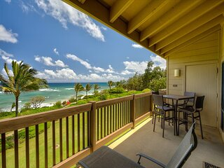 Casual Condo w/Super View! Private Lanai, Full Kitchen, WiFi, DVD–Kaha Lani 320
