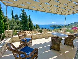 Paleopetres K-Eight - Premium Suite - Kalami - Pool - Sea Views