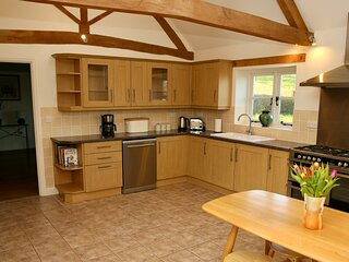 Grounds Farm, Malvern Holiday Cottages - The Oaks