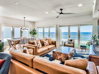Beachfront 3 Bedroom at Sago Sands!