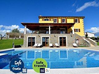 Villa Maslina-luxury Istrian Villa