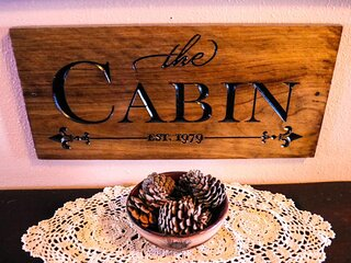 The Keys To *THE CABIN* Are Yours!