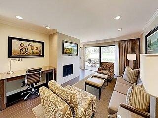 Chic Cottage in Silverado Resort | Fairway-View Patio | Pool, Tennis & Spa