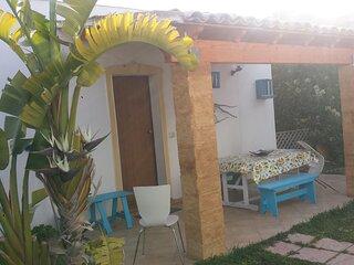 Nice house near the beach & garden