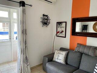 Centrally located Sliema apartment