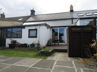 Brigand Cottage by the sea