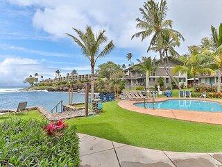 Maui's best kept secret! Honokeana Cove condo #104, ground floor.