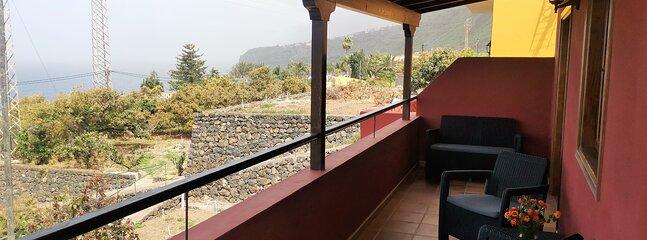 Apamate, Finca Jardín del Rincón (Barreto), holiday rental in Cuesta de la Villa
