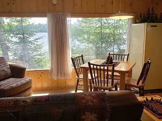 New! Charming cottage on Little Saint Germain Lake.