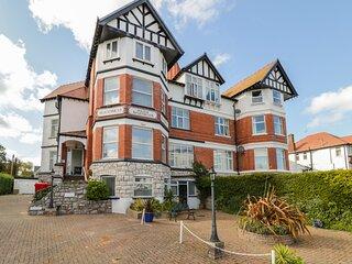 Garden Apartment No1, Rhos-On-Sea