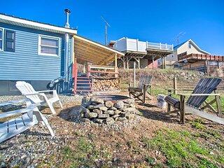 2BR + Loft North Creek Cottage in the Adirondacks!