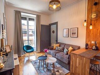 Au ❤️ d'Annecy, appartement en plein centre pour 4 personnes avec wifi